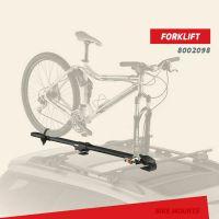 YAKIMA Universal Bike Bicycle Fork Mount Roof Rack Carrier ...