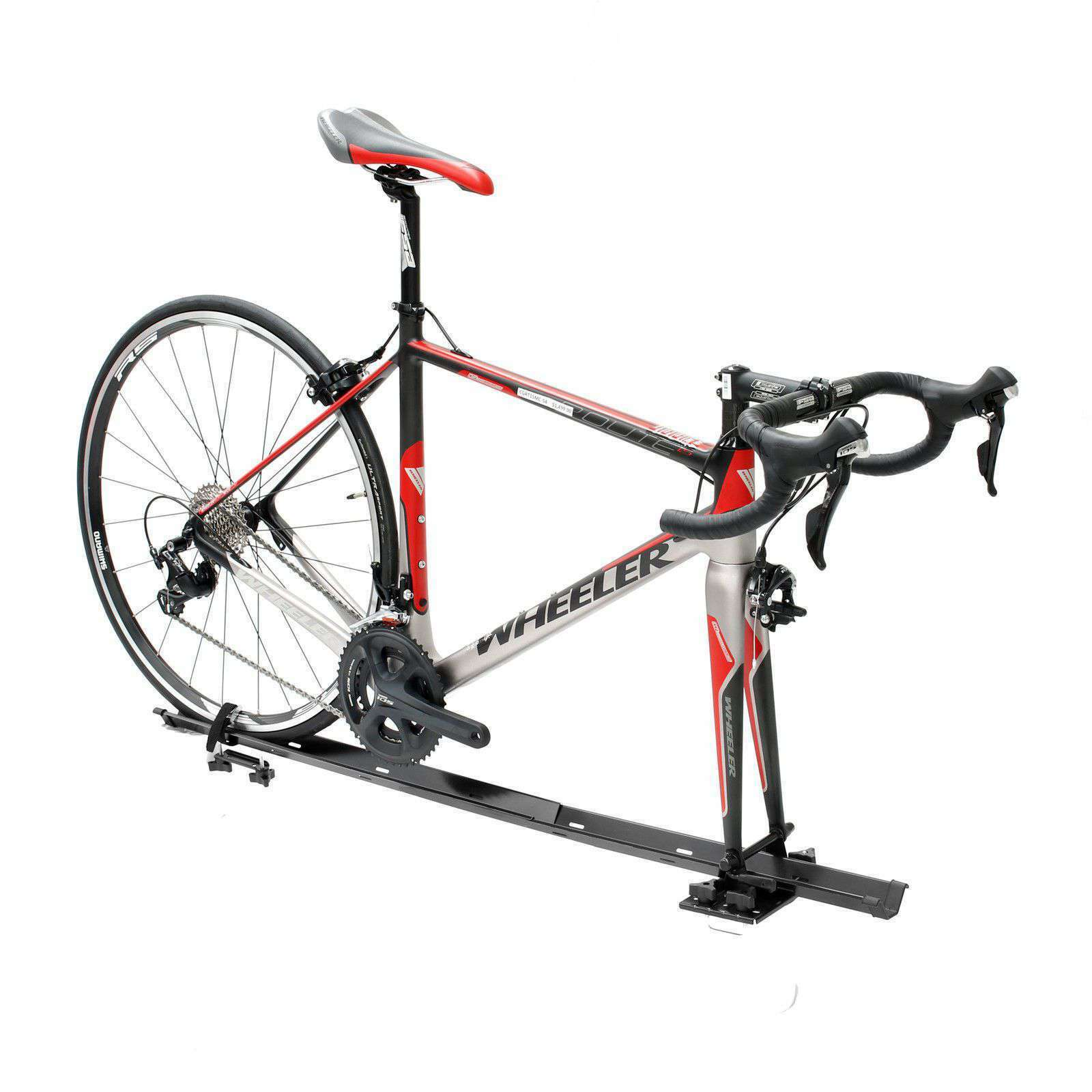Buy 1 Bike Bicycle Car Roof Carrier Fork Mount Rack Cd