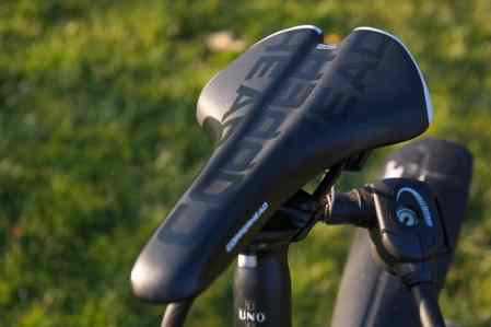 bike saddle