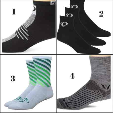 best cycling socks for winter