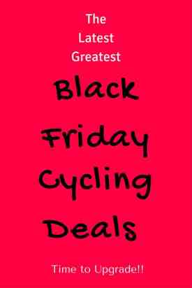black friday bike deals