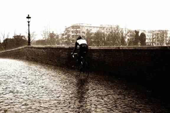biking in the rain gear