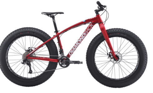 Diamondback El Oso Grande fat bike sale