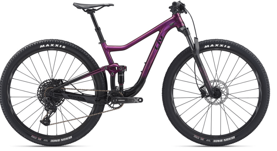 best full suspension mountain bike for women under 2000