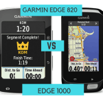 How to Choose the Best Cycling GPS: The Garmin 820 vs 1000