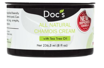 best natural chamois cream