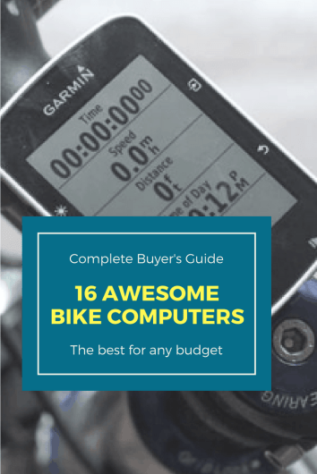Best Cycling Computer >> 16 Best Bike Computers Of 2018 Definitive Buying Guide For Every Budget