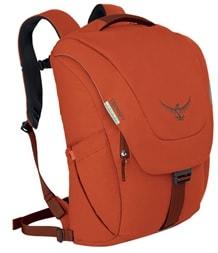 Best Backpack for Bike Commuting - Osprey Flapjack