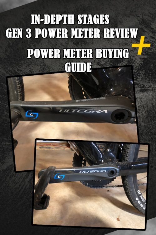 stages power meter ultegra 6800 review
