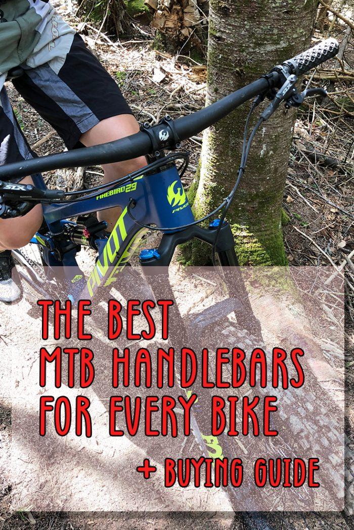 best mtb handlebars