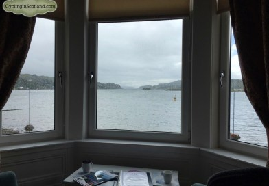 Where to Stay in Oban as a Cyclist: Oban B&B reviews