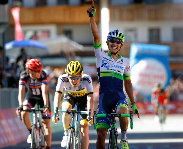 Esteban Chaves (Foto: Roth&Roth roth-foto.de)