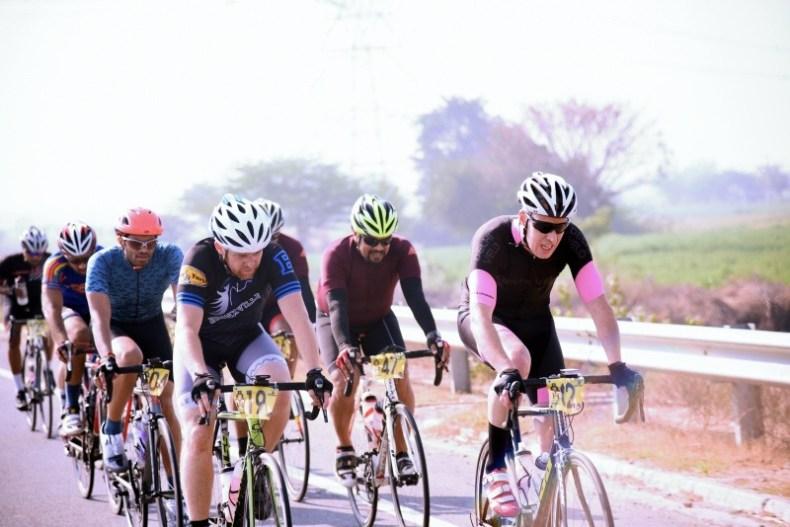 KMP 100 Race of Aravalli Trailhunters