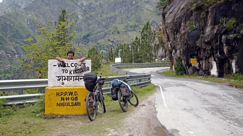 Cycling to Spiti
