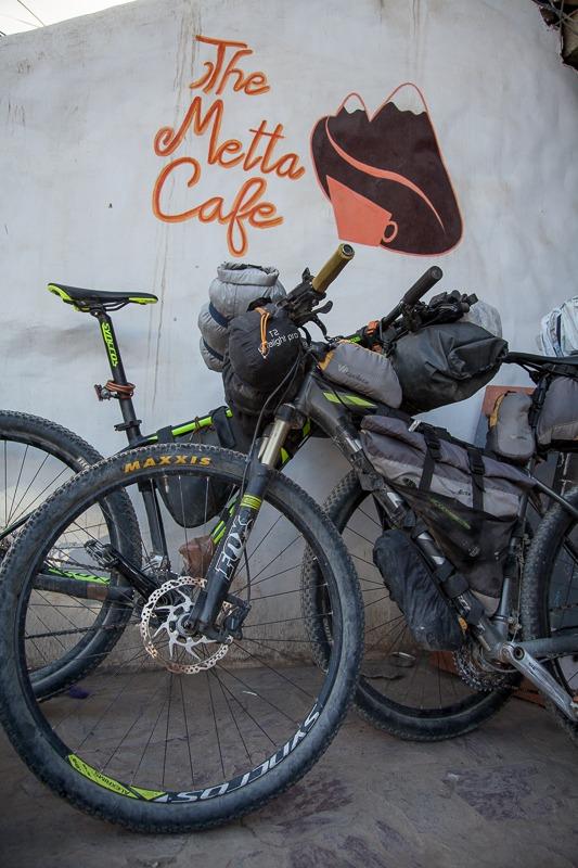 The Metta Cafe, Leh