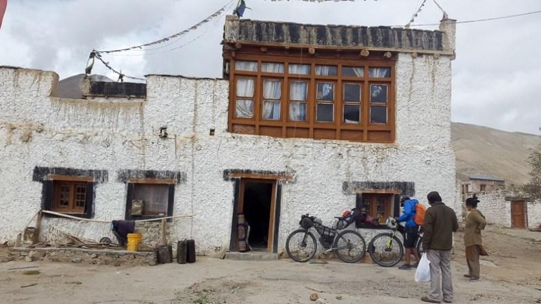 Homestay in Tsaga