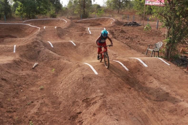 Aditya Kulkarni at GHV Endeavor Trail
