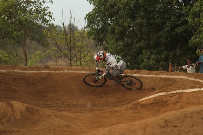 Slade Gomes at GHV Endeavor Trail