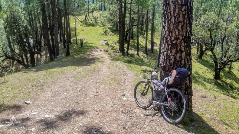 Mountain Biking Trails in Garhwal