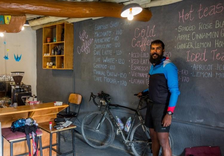 Sumit Patil at La La Land Ultra