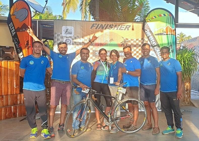 Crew at Deccan Cliffhanger