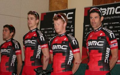 An Insider Look Into What It Means To Be Teammates on BMC Racing