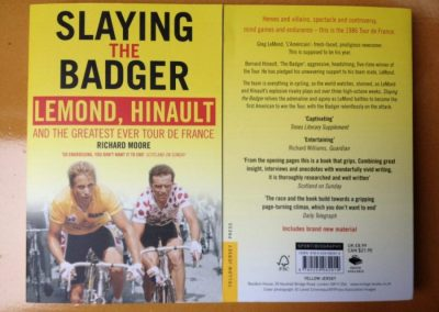 Book Review – Slaying The Badger
