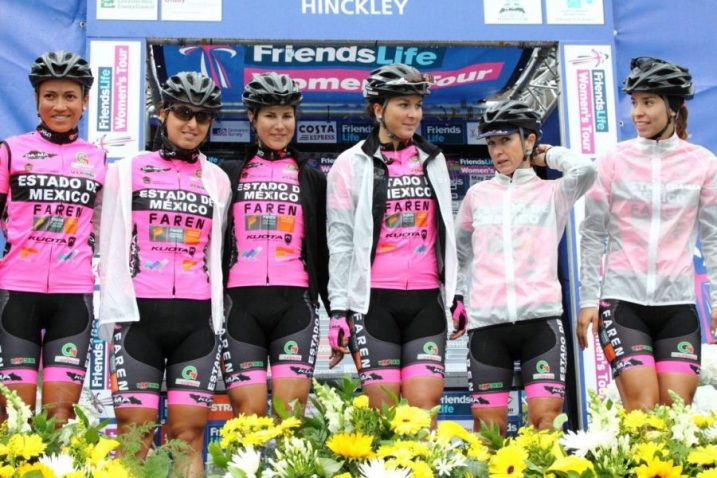 Friends Life Women's Tour 2014   Stage Two