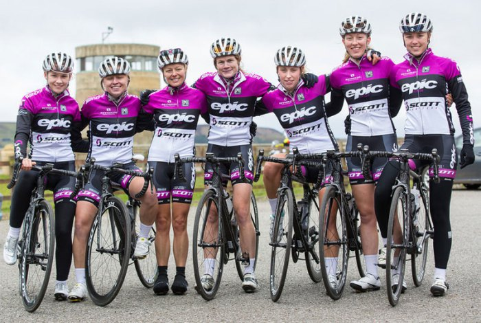 Epic Cycles-Scott Women's Race Team