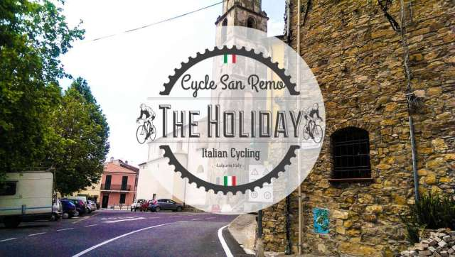 Cycle San Remo holidays on the Italian Coast
