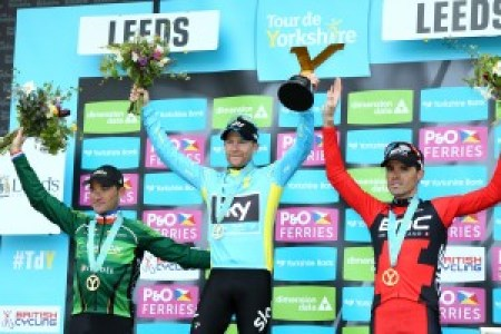 Tour De Yorkshire 2015 | Wakefield to Leeds - Stage 3
