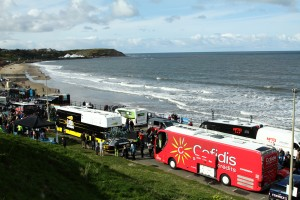 Tour De Yorkshire 2015 | Scarborough to Bridlington - Stage 1
