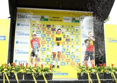 Interview – Lisa Brennauer 2015 Aviva Women's Tour Winner