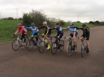 Racing Skills Session for 700cc at Hillingdon Cycle Circuit