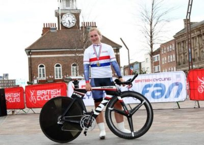 Interview – Hayley Simmonds National TT Champ 2016