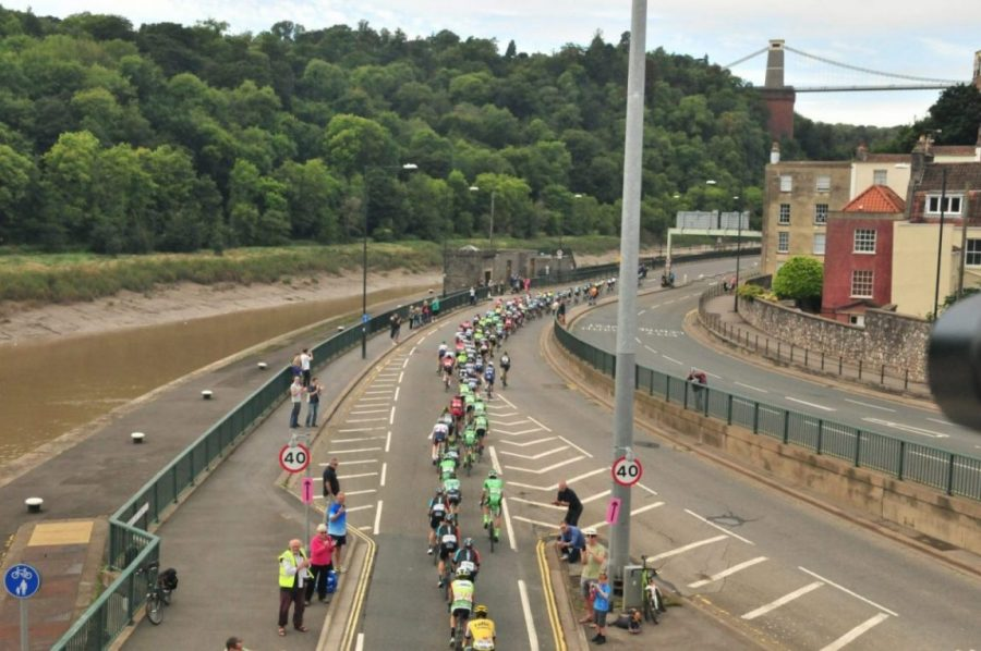 Stage 7 of Tour of Britain 2016 - Image ©Sweetspot