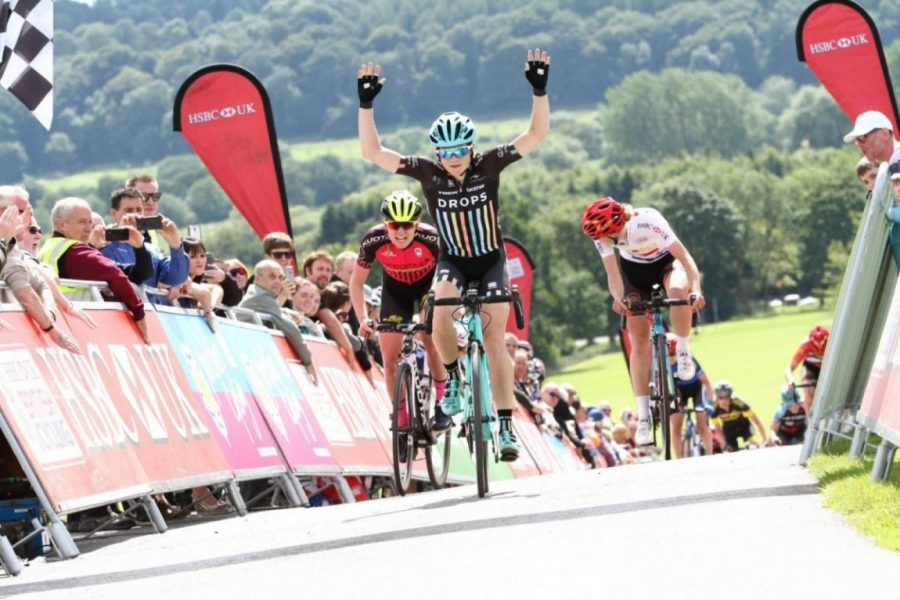 HSBC-UK Woman's National Road Series 2017 | Ryedale Grand
