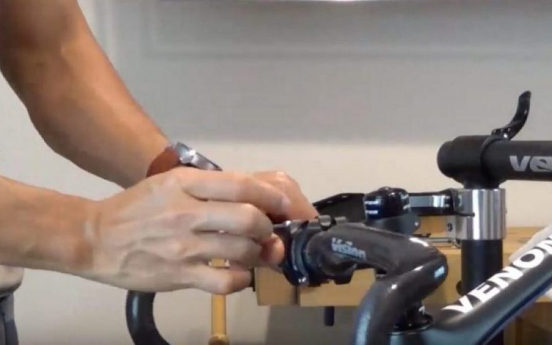 Quick Road Bike Build Guide – Part 1 – Handlebars & Headset