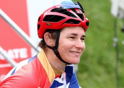 Interview – Sarah Storey – Stage 1 Winner – Tour of the Reservoir 2018