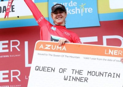 Interview – Lizzy Banks – Stage 1 – Women's Tour De Yorkshire 2019