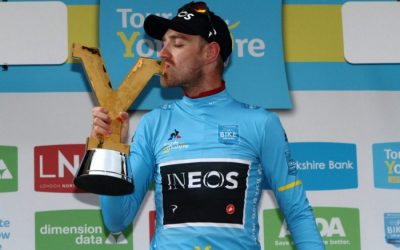 Interview – Chris Lawless – Winner of the 2019 Tour de Yorkshire