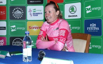 Interview – Jolien D'Hoore Stage 3 Winner OVO Women's Tour 2019