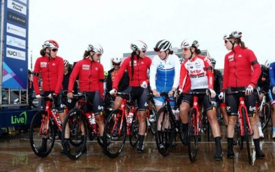 Women's Tour of Scotland Stage 1 from Dundee to Dunfermline