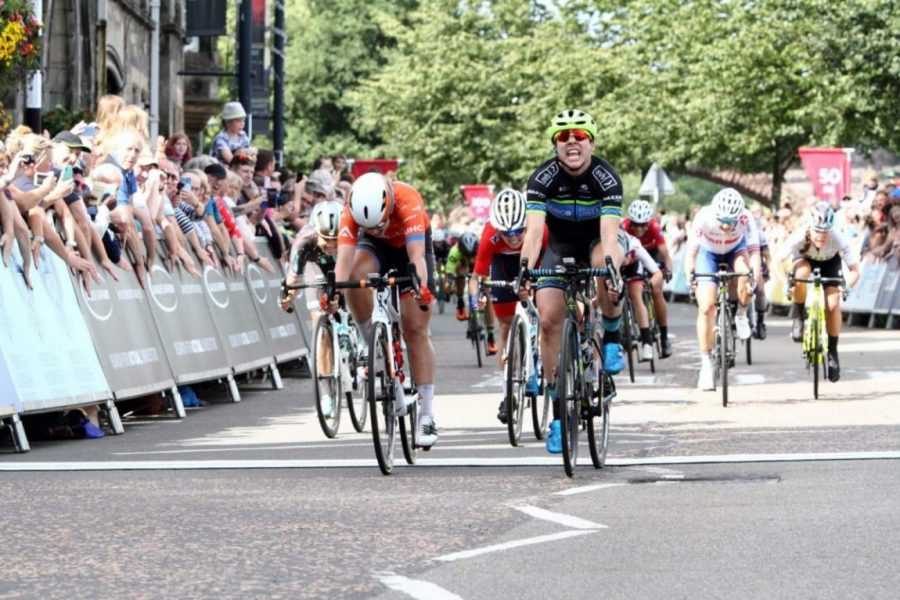 Women's Tour of Scotland 2019 | Stage 2 Glasgow to Perth