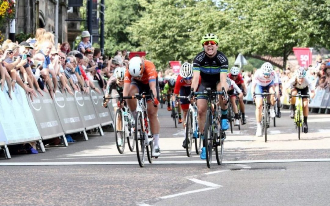Women's Tour of Scotland Stage 2 – Glasgow to Perth