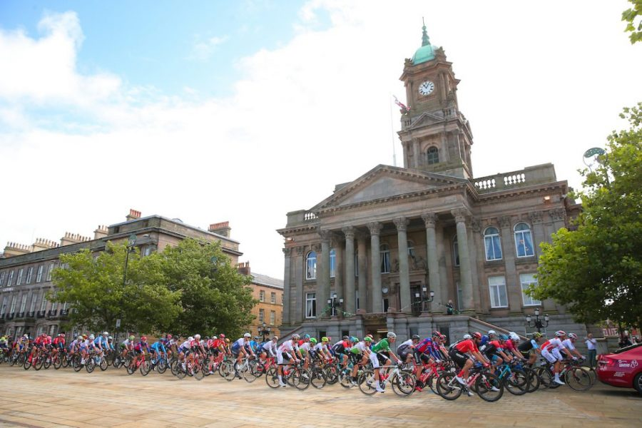 OVO Energy Tour of Britain 2019 - Stage 5: Birkenhead Park to Birkenhead Park, England