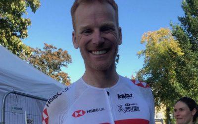 Interview – Stephen Bate – Harrogate 2019 Para-Cycling International B Class Winner