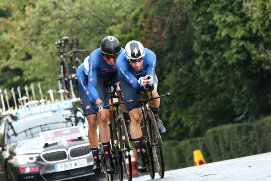 Team Time Trial Mixed Relay | Yorkshire 2019
