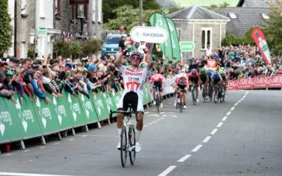 Mathieu van der Poel wins in Kendal to take OVO Energy Tour of Britain lead