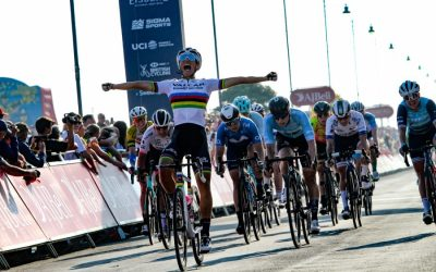 The Finale of the 2021 AJ Bell Women's Tour – Report and Gallery